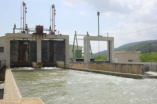 Central hidroeléctrica de Calasparra