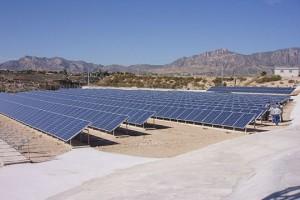Huerto solar Barrosa