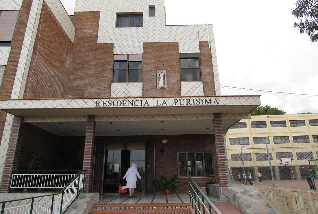 Residencia de Ancianos La Purísima.