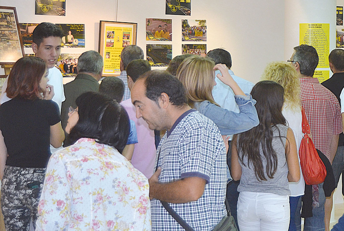 Exposición Club Atletisme Crevillent