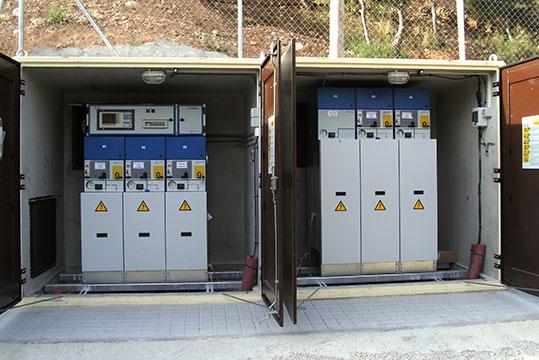 CENTROS DE REPARTO, ENERCOOP