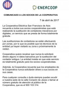 Cooperativa Eléctrica Crevillent, Enercoop