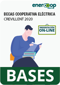 Consulta las bases de la convocatoria de becas de estudio 2020-2021 de la Cooperativa Eléctrica de Crevillent
