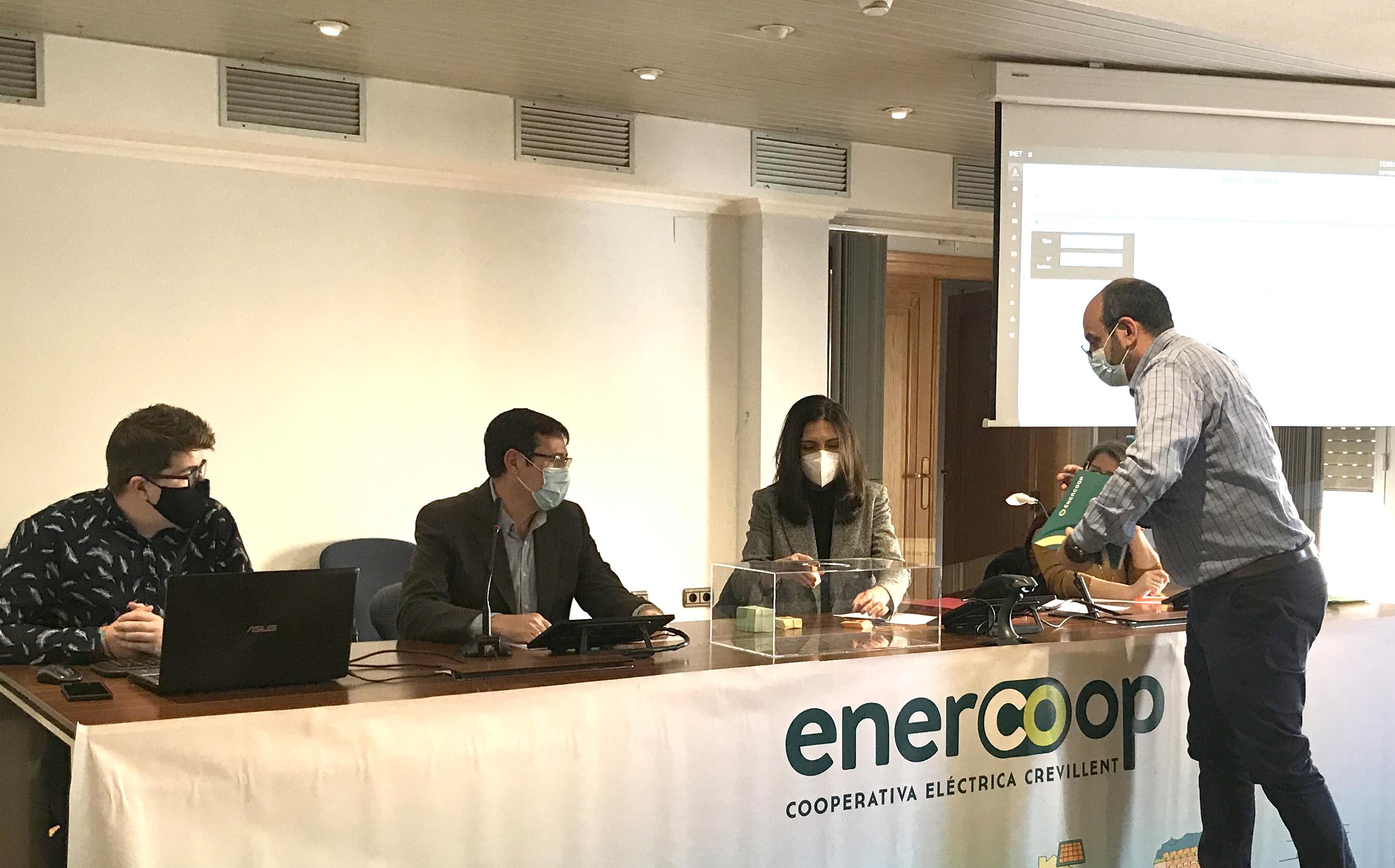 Sorteo becas cooperativa electrica 2020
